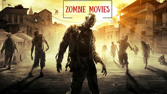 My guilty pleasure: Zombie Movies